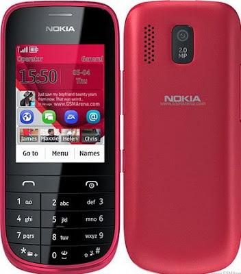 Download Firmware Nokia Asha 203 RM-832 Version 20.52 Bi