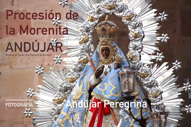 Procesión Morenita en Andújar