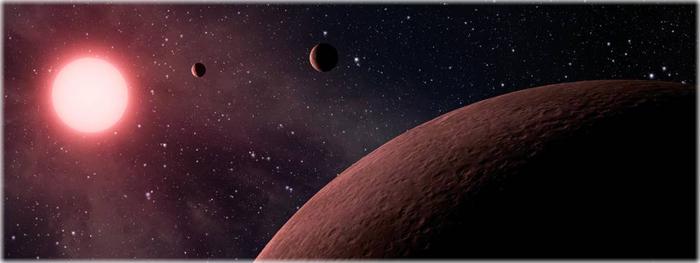 novo catalogo de exoplanetas