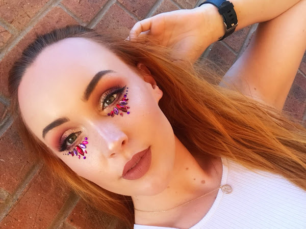 A Festival Look with Influenster *