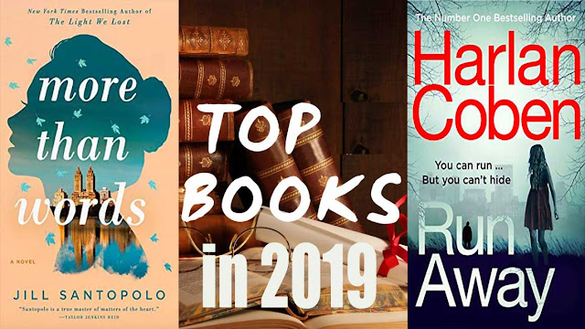 Top  Books  Read in 2019