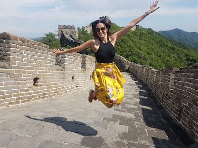 Como visitar a muralha da china
