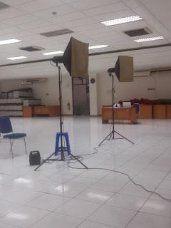 Perlengkapan Studio Foto