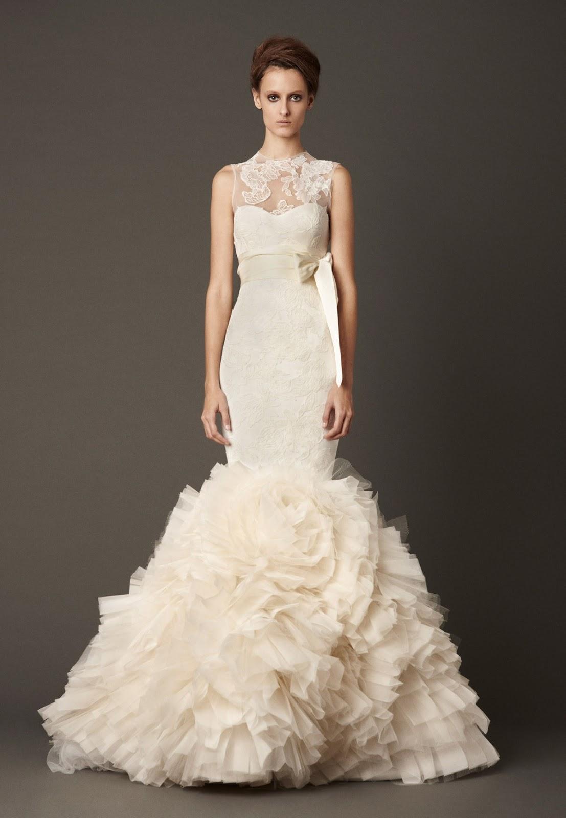 Vera Wang 2013 Fall Bridal Collection - World of Bridal