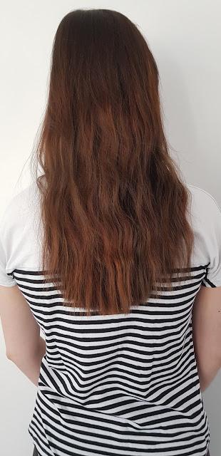 Hellyhey ma pousse de cheveux