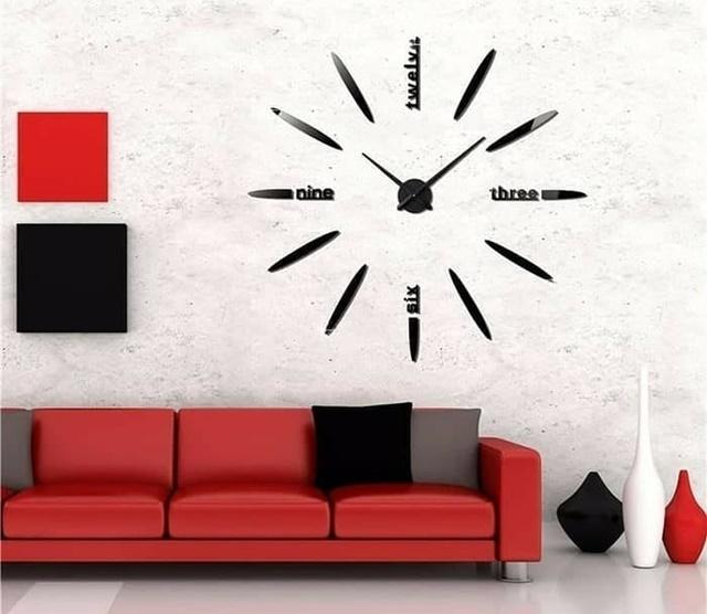 Tips Memilih Jam Dinding Unik Interior Rumah Terbaik 2019 - IG