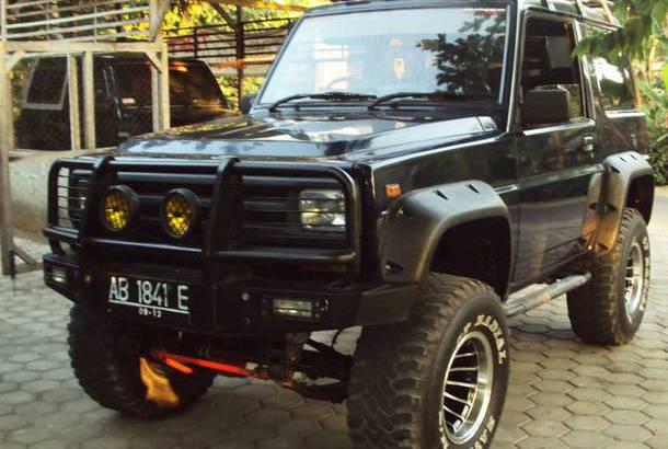 Taft Gt 4x4 Tahun 1995 Dan Kelebihan Mobil Jeep Mobilku Org