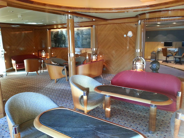 Hurtigruten MS Trollfjord - Espolin Johnson Room