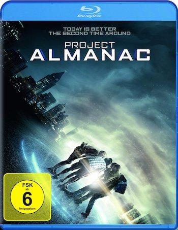 Project Almanac 2015 Hindi Dubbed 300mb BluRay