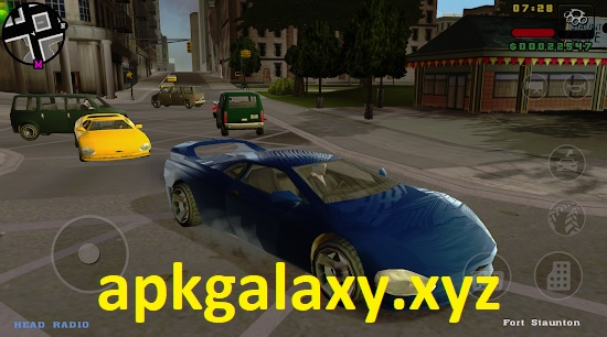 GTA Liberty City Stories Mod Apk