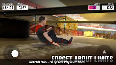 parkour simulator 3d apk