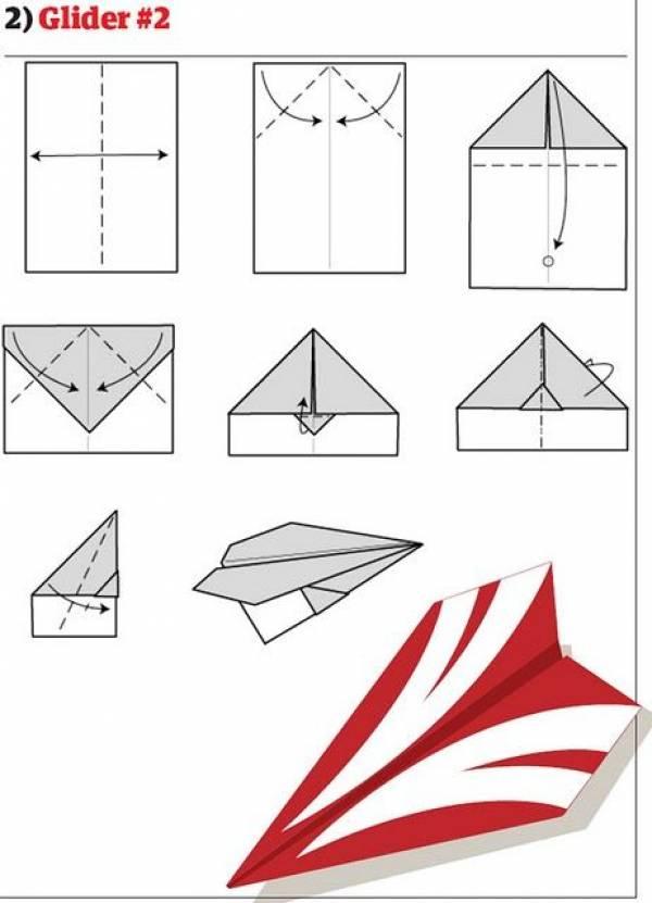 Origami Baling Baling : origami, baling, Membuat, Baling, Kertas, Lipat