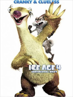 Ice Age: Continental Drift Poster
