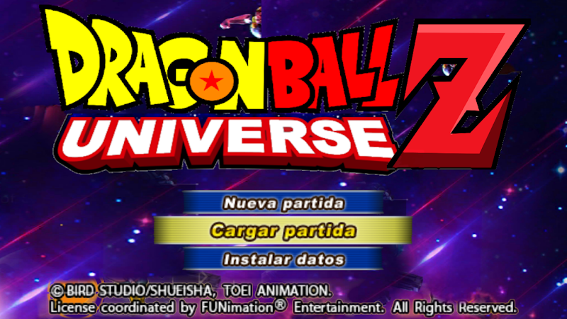 Dragon Ball Z Universe TTT Mod highly Compressed Download
