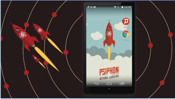 Aplikasi Android Psiphon Pro