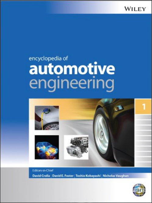 Encyclopedia of Automotive Engineering (eBook)