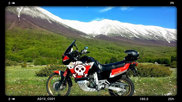 XRV 750 RD04 Africa Twin