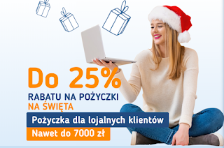 Smart Pożyczka oferta na święta 2018 r.