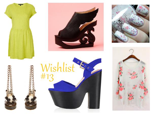 Wishlist #13