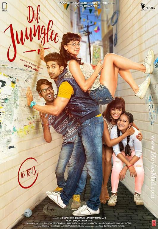 Dil Juunglee Official Poster