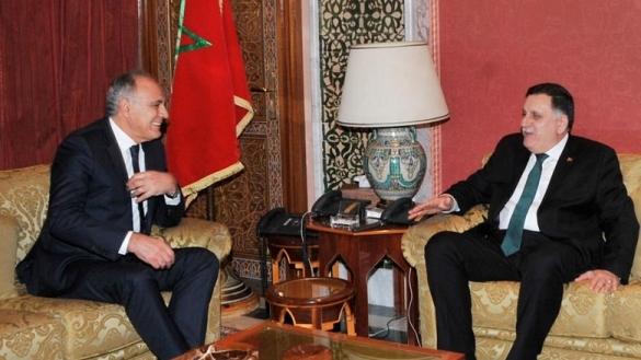 Le Maroc promet de na pas abandonner la Libye.