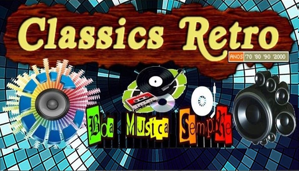 Classics Retro!! (Parceiro Usina do Som)