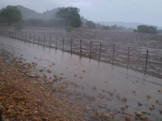 Chove em 46 municípios da PB, mas nenhum açude tem recarga