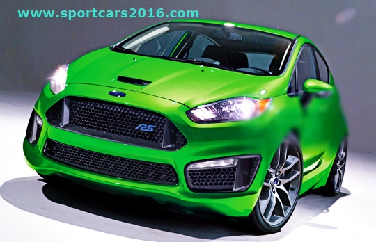 2017 ford fiesta rs specs release date price auto car. Black Bedroom Furniture Sets. Home Design Ideas
