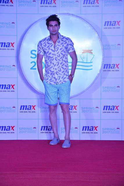 Male model in Max