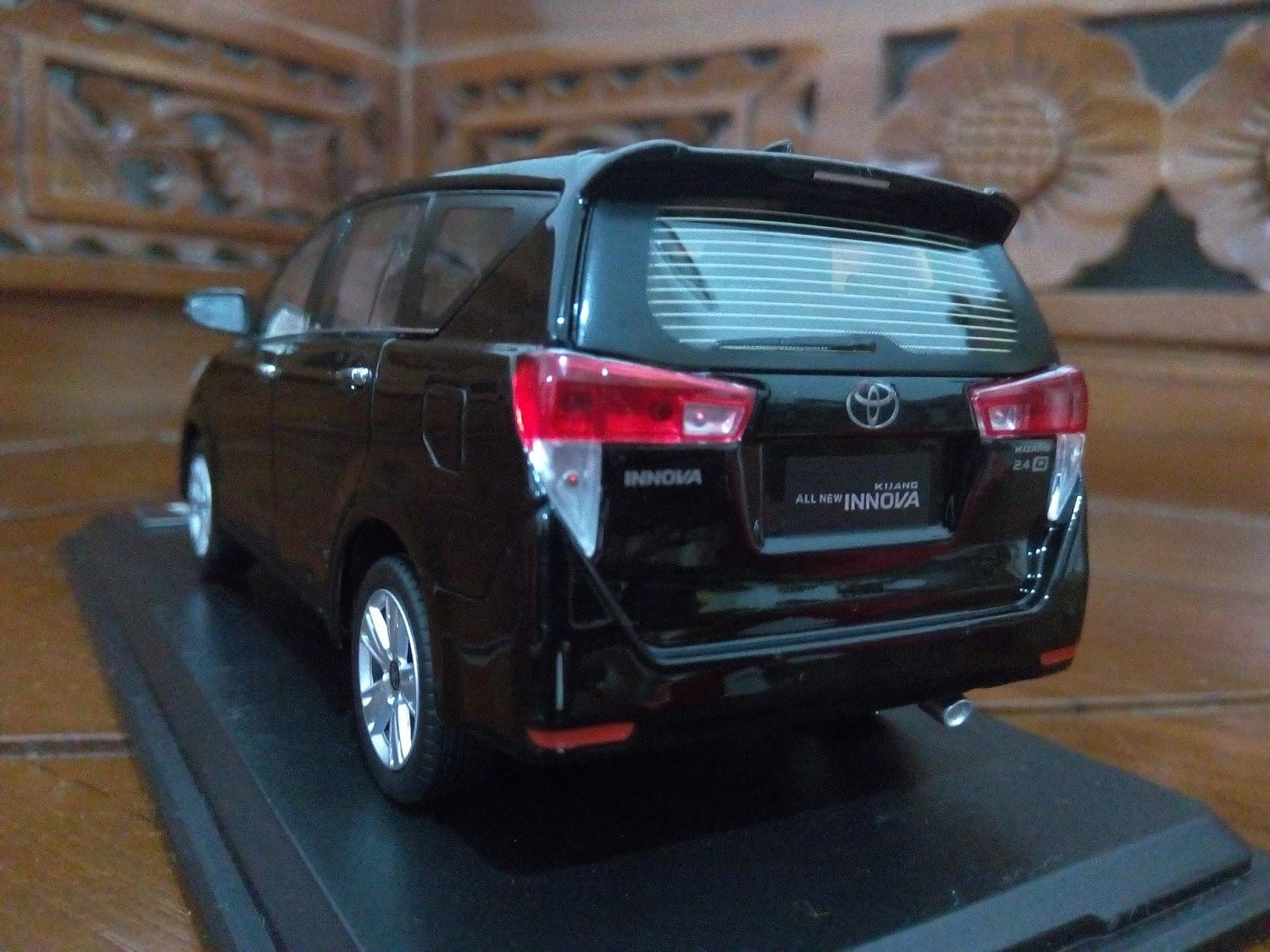 Pajak All New Kijang Innova 2016 Toyota Yaris Trd Price Philippines Miniatur Diecast Mobil