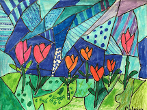 spring art children's