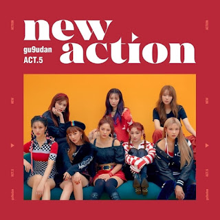 Gugudan - Act.5 New Action Albümü