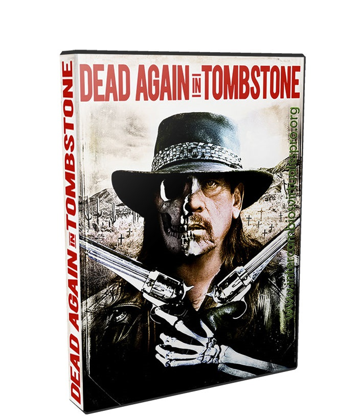 Dead Again in Tombstone poster box cover