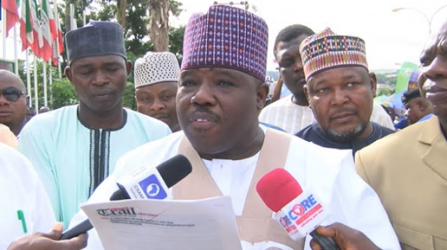 EFCC invites Sheriff over PDP campaign funds