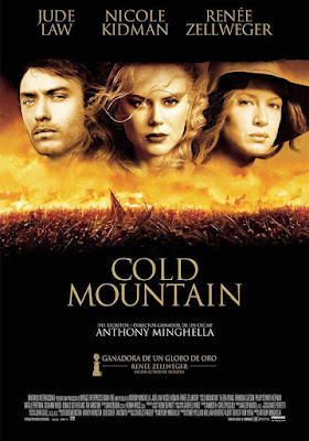 Cold Mountain 2003 DVD R1 NTSC Latino