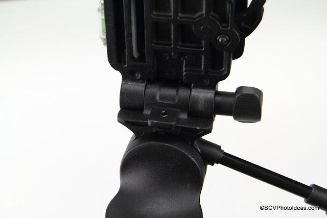 Weifeng WF-533H Head Flip mode closeup