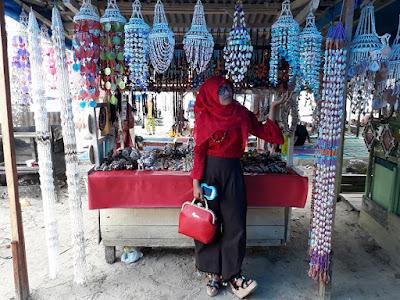Pantai Pandan Sibolga Sumatera utara