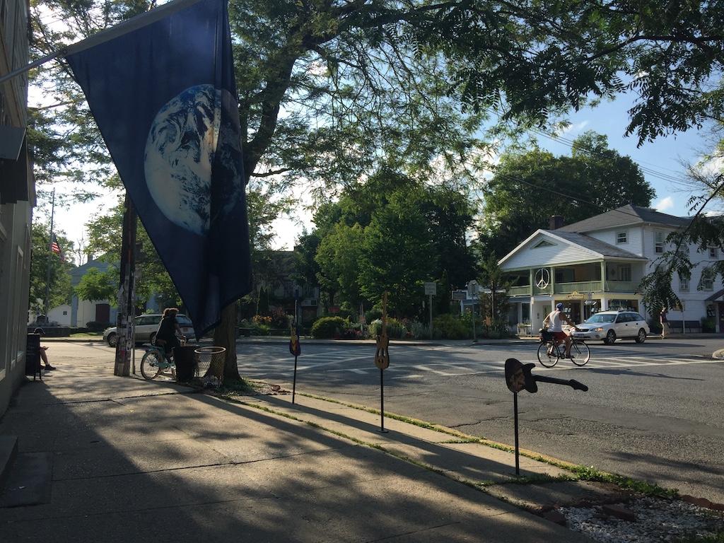 Walking Off the Big Apple: Walking in Woodstock