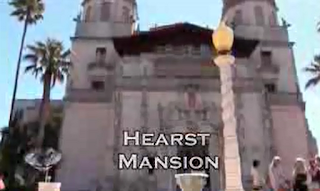 hearst mension
