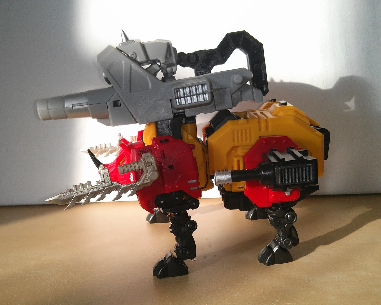mastermind creations fortis combiner foot
