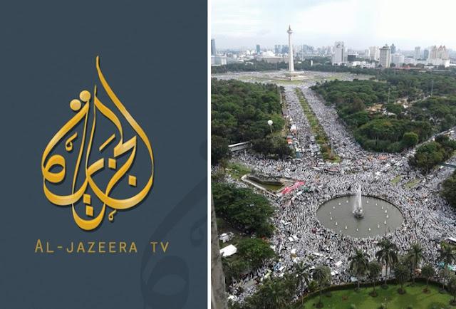 Aksi 212 Aljazeera