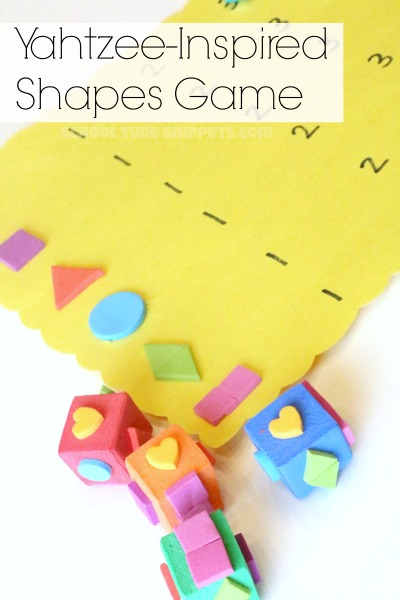 preschool shapes game