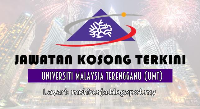 Jawatan Kosong Terkini 2016 di Universiti Malaysia Terengganu (UMT)