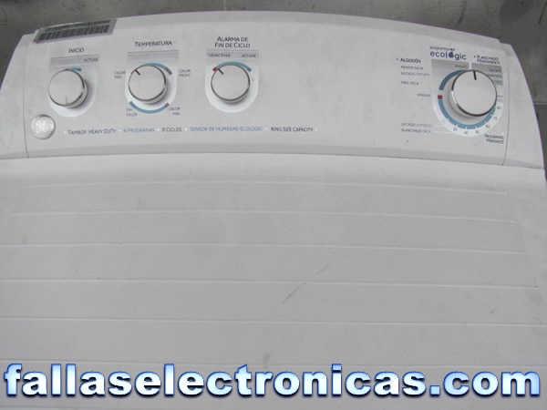 esquema de secador GE
