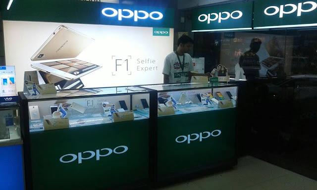OPPO offline stores
