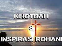 """Kumpulan """"INSPIRASI RENUNGAN PAGI' KRISTEN YANG MEMBERKATI"""