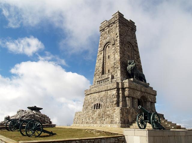 Monumento  Shipka