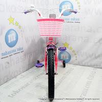 Sepeda Anak Wimcycle Disney Princess 18 Inci New