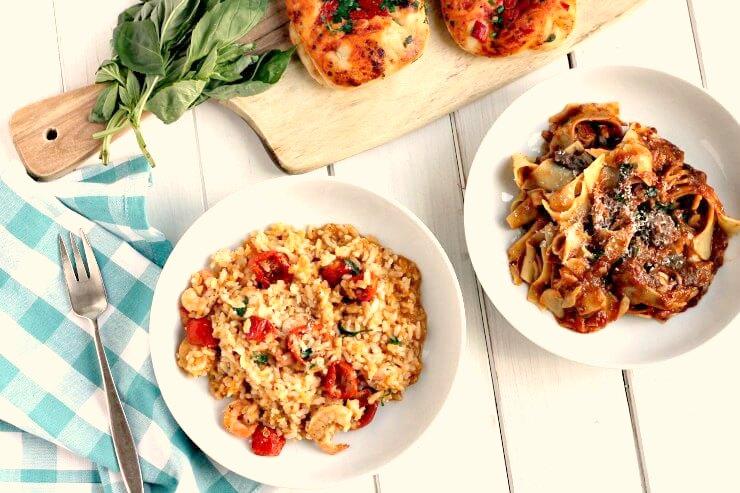 M&S Italian Ready Meals