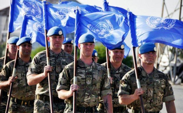 Potrivit reprezentantului special al Departamentului de Stat al SUA, acestea ar trebui să fie forțe complete de menținere a păcii, care vor controla situația de securitate